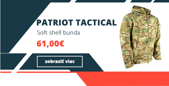 bunda patriot tactical